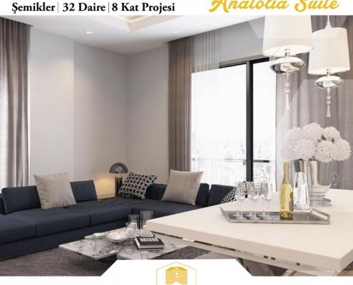 anatolia suite şemikler 32 daire