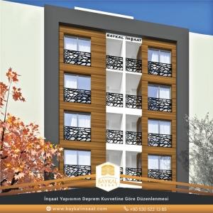 izmir inşaat ev kredisi baykal inşaat